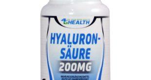 4G-Health Hyaluronsäure Kapseln Test