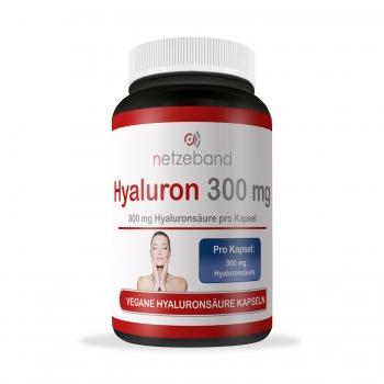 Netzeband Hyaluron Kapseln 300 mg