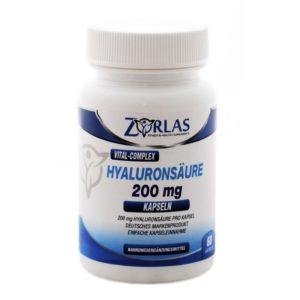 Hyaluronsäure Kapseln Erfahrungen und Wirkung